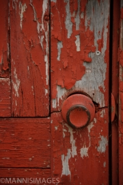 Barn Doorknob