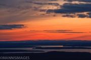 Cadillac Mt Sunset