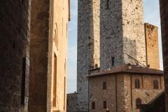 San Gimignano Towers 1