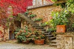 Castellina Stairway