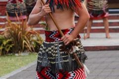 Maori Warrior 1