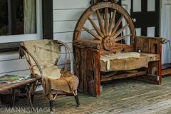 Sheep Ranch Porch