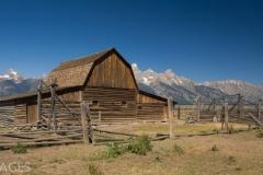 Mormon Row Cabin 1