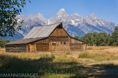 Mormon Row Cabin 2