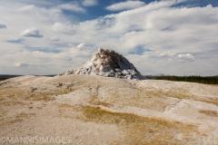 White Dome Geyser